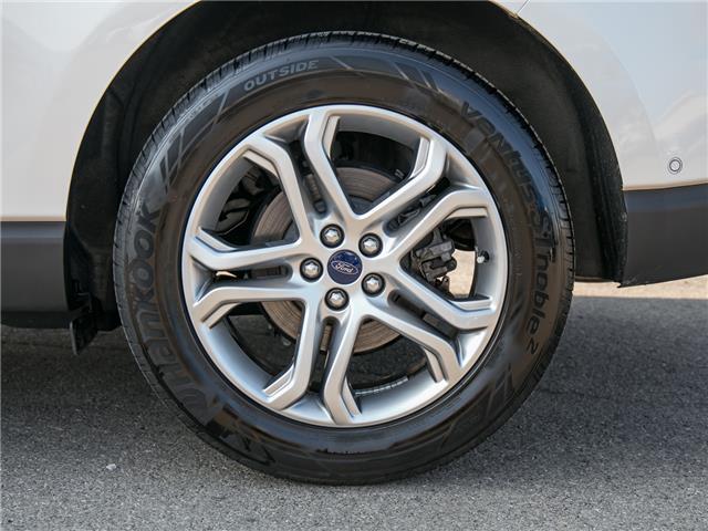 2016 Ford Edge Titanium (Stk: 1HL171) in Hamilton - Image 10 of 27