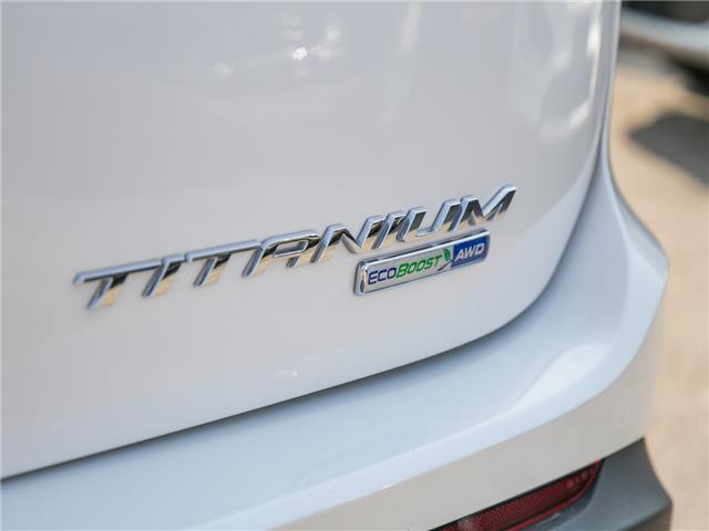 2016 Ford Edge Titanium (Stk: 1HL171) in Hamilton - Image 8 of 27