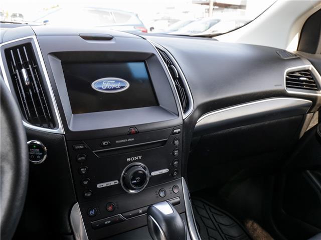 2016 Ford Edge Titanium (Stk: 1HL171) in Hamilton - Image 16 of 27