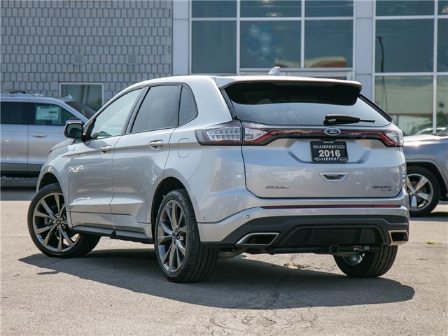 2016 Ford Edge Sport (Stk: A90317) in Hamilton - Image 2 of 28