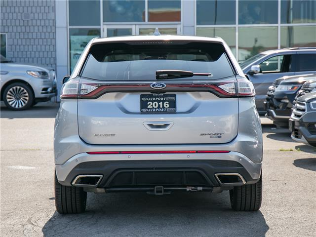 2016 Ford Edge Sport (Stk: A90317) in Hamilton - Image 3 of 28