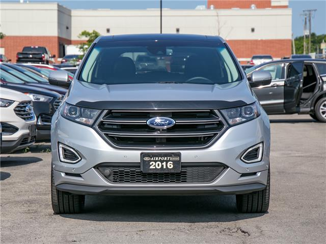 2016 Ford Edge Sport (Stk: A90317) in Hamilton - Image 6 of 28