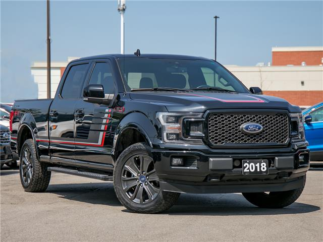 2018 Ford F-150  (Stk: A90511) in Hamilton - Image 1 of 30