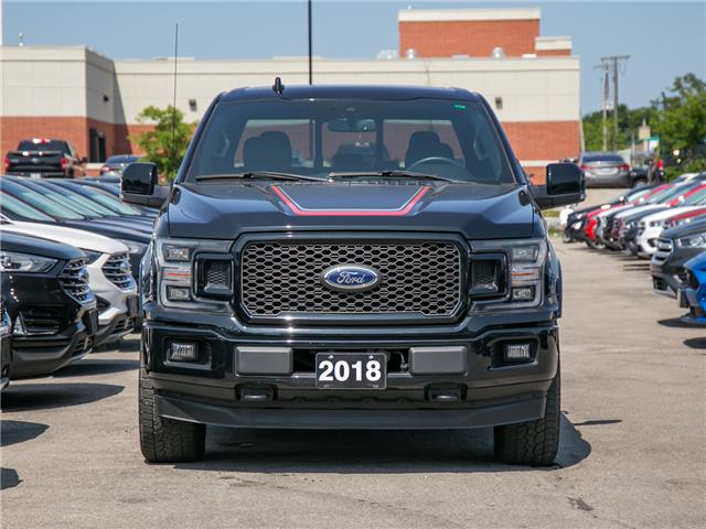 2018 Ford F-150  (Stk: A90511) in Hamilton - Image 4 of 30
