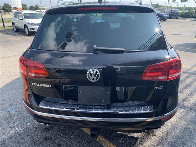 2016 Volkswagen Touareg 3.0 TDI Comfortline (Stk: 18680) in Oakville - Image 4 of 17