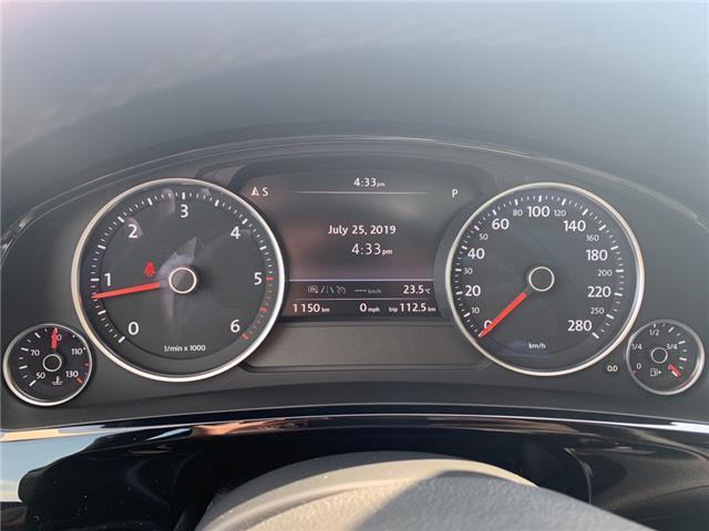 2016 Volkswagen Touareg 3.0 TDI Comfortline (Stk: 18680) in Oakville - Image 13 of 17
