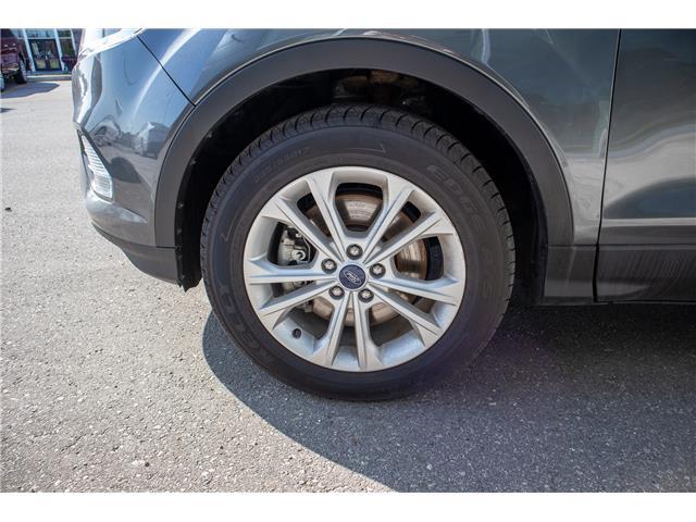 2017 Ford Escape SE (Stk: B81460) in Okotoks - Image 7 of 22