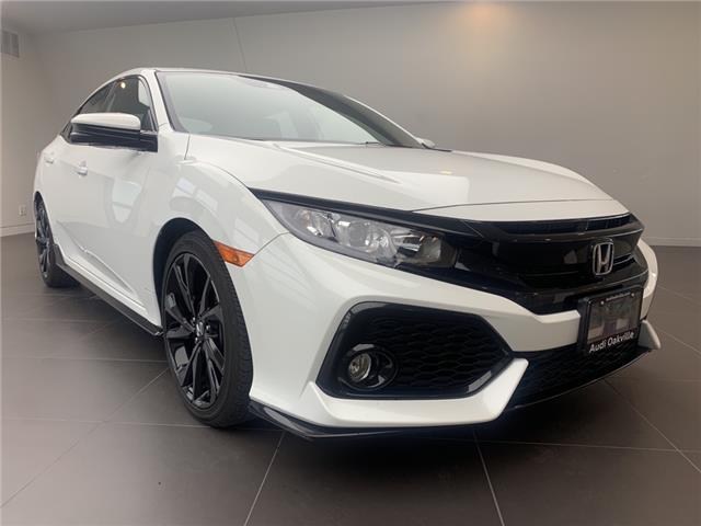 2018 Honda Civic Sport (Stk: B8762) in Oakville - Image 1 of 21