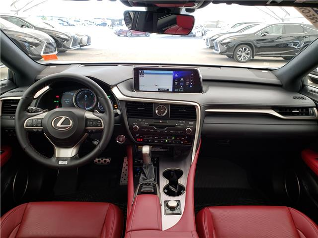 2019 Lexus RX 350 Base (Stk: L19559) in Calgary - Image 2 of 6