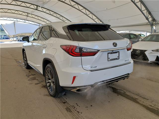 2019 Lexus RX 350 Base (Stk: L19559) in Calgary - Image 4 of 6