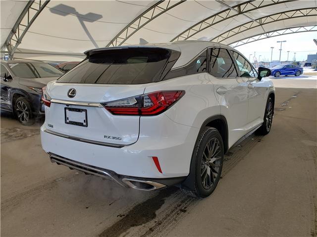 2019 Lexus RX 350 Base (Stk: L19559) in Calgary - Image 5 of 6