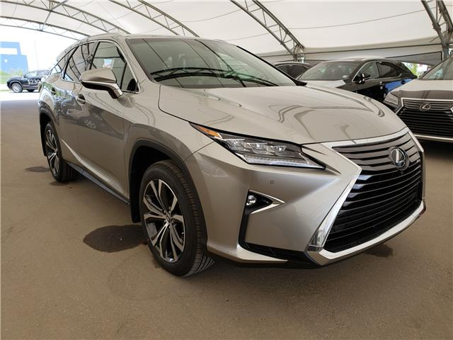 2019 Lexus RX 350L Luxury (Stk: L19562) in Calgary - Image 1 of 5