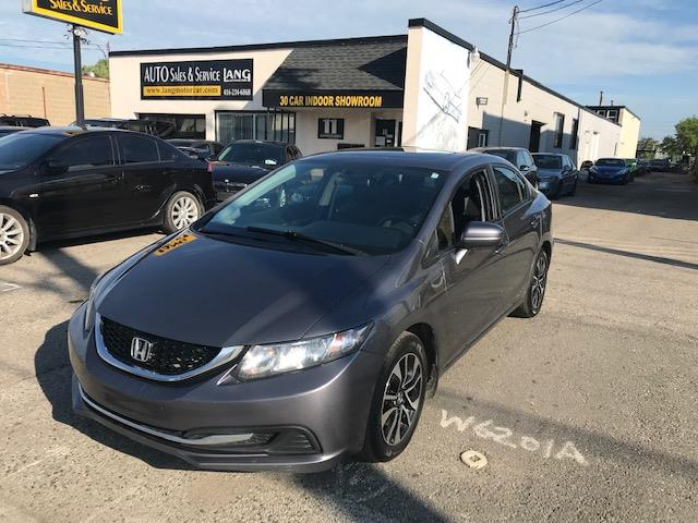 2014 Honda Civic EX (Stk: 32440) in Etobicoke - Image 3 of 18