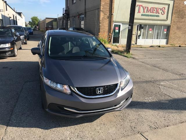 2014 Honda Civic EX (Stk: 32440) in Etobicoke - Image 2 of 18