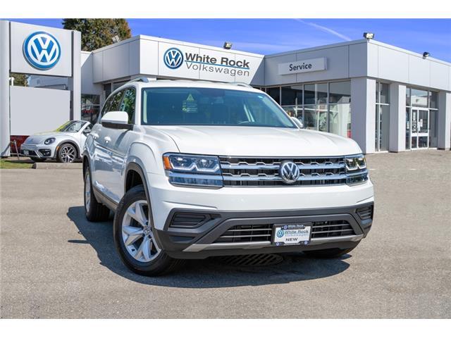 2019 Volkswagen Atlas 3.6 FSI Trendline (Stk: KA563996) in Vancouver - Image 1 of 29