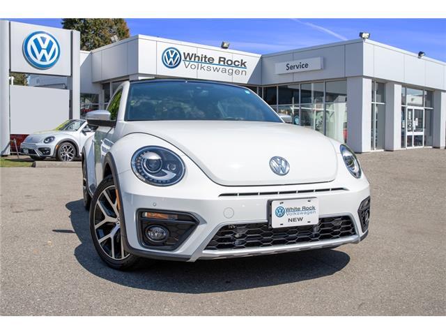 2019 Volkswagen Beetle 2.0 TSI Dune (Stk: KB707310) in Vancouver - Image 1 of 23