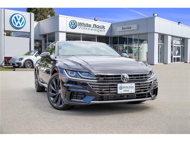 2019 Volkswagen Arteon 2.0 TSI (Stk: KE026264) in Vancouver - Image 1 of 29