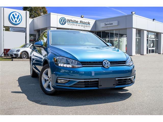 2019 Volkswagen Golf 1.4 TSI Highline (Stk: KG025247) in Vancouver - Image 1 of 30