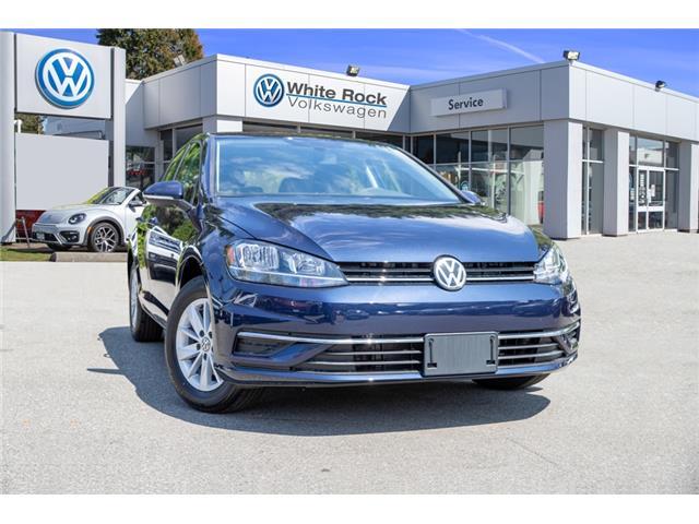 2019 Volkswagen Golf 1.4 TSI Comfortline (Stk: KG026845) in Vancouver - Image 1 of 30