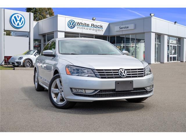 2014 Volkswagen Passat 2.0 TDI Comfortline (Stk: KJ097220A) in Vancouver - Image 1 of 28