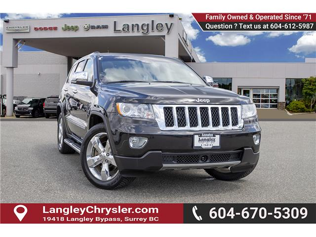 2012 Jeep Grand Cherokee 24P (Stk: EE909190A) in Surrey - Image 1 of 30