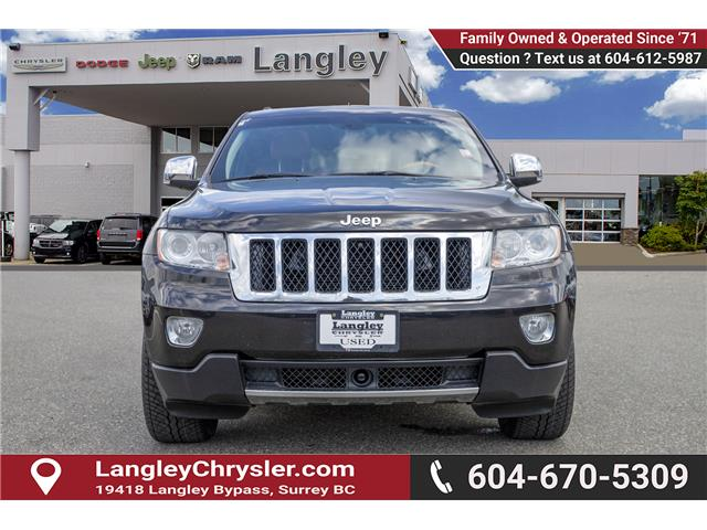 2012 Jeep Grand Cherokee 24P (Stk: EE909190A) in Surrey - Image 2 of 30