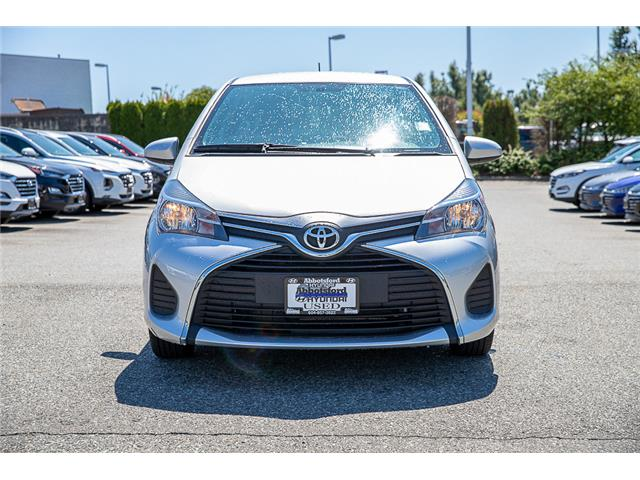 2016 Toyota Yaris LE (Stk: AH8873) in Abbotsford - Image 2 of 27