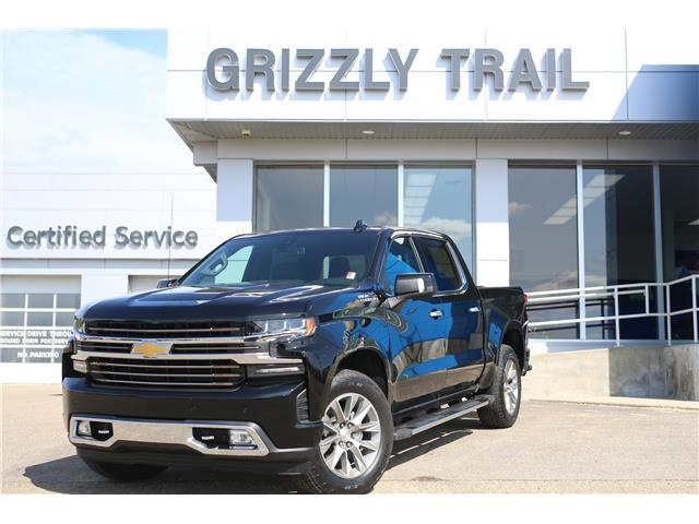2019 Chevrolet Silverado 1500 High Country (Stk: 58338) in Barrhead - Image 1 of 45