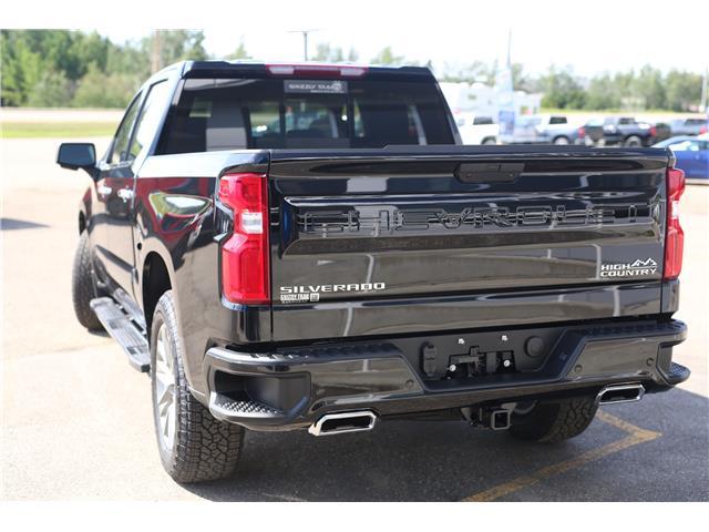 2019 Chevrolet Silverado 1500 High Country (Stk: 58338) in Barrhead - Image 3 of 45