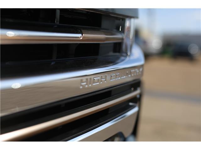 2019 Chevrolet Silverado 1500 High Country (Stk: 58338) in Barrhead - Image 10 of 45