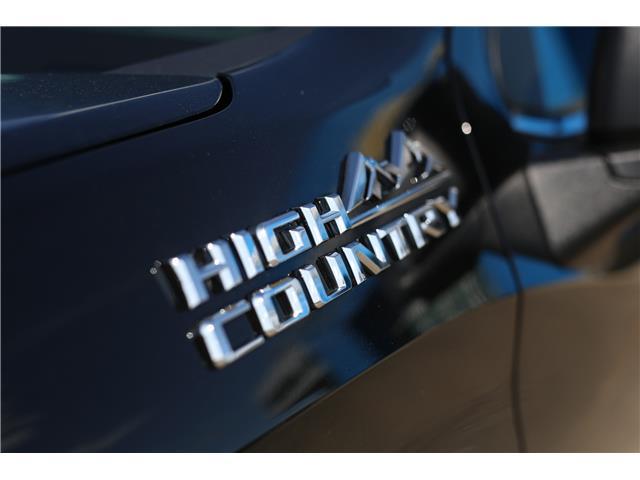 2019 Chevrolet Silverado 1500 High Country (Stk: 58338) in Barrhead - Image 11 of 45