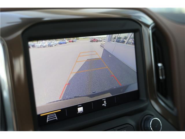 2019 Chevrolet Silverado 1500 High Country (Stk: 58338) in Barrhead - Image 31 of 45