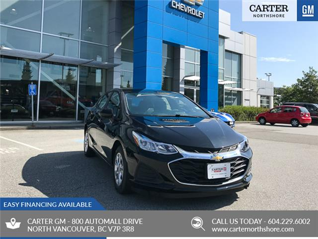 2019 Chevrolet Cruze LS (Stk: 9C22690) in North Vancouver - Image 1 of 13