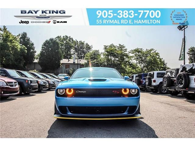 2019 Dodge Challenger Scat Pack 392 (Stk: 198602) in Hamilton - Image 2 of 28