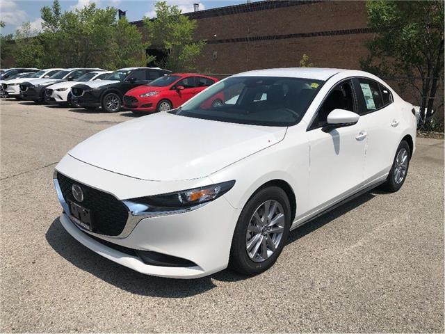 2019 Mazda Mazda3 GS (Stk: 19-478) in Woodbridge - Image 1 of 15