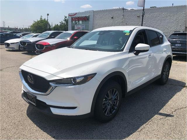 2019 Mazda CX-5 GS (Stk: 19-455) in Woodbridge - Image 1 of 15