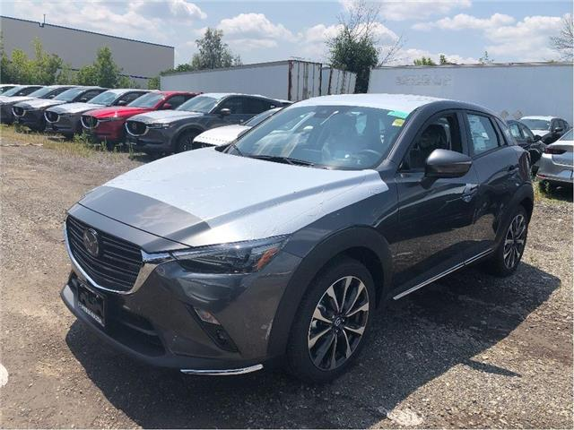 2019 Mazda CX-3 GT (Stk: 19-457) in Woodbridge - Image 1 of 15