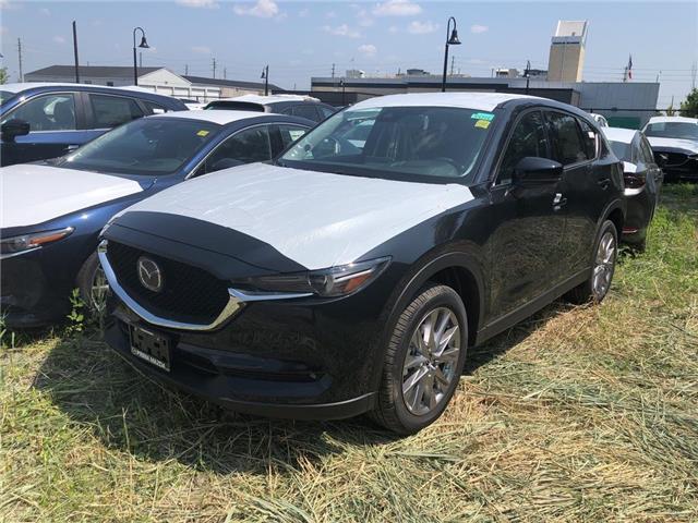 2019 Mazda CX-5 GT w/Turbo (Stk: 19-460) in Woodbridge - Image 1 of 15
