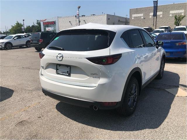 2019 Mazda CX-5 GS (Stk: 19-480) in Woodbridge - Image 5 of 15