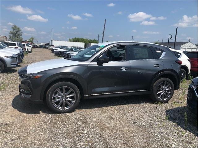 2019 Mazda CX-5 GT w/Turbo (Stk: 19-473) in Woodbridge - Image 2 of 15