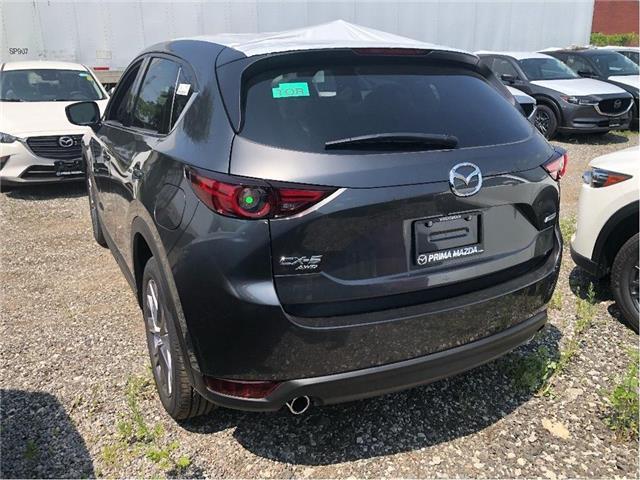 2019 Mazda CX-5 GT w/Turbo (Stk: 19-473) in Woodbridge - Image 3 of 15