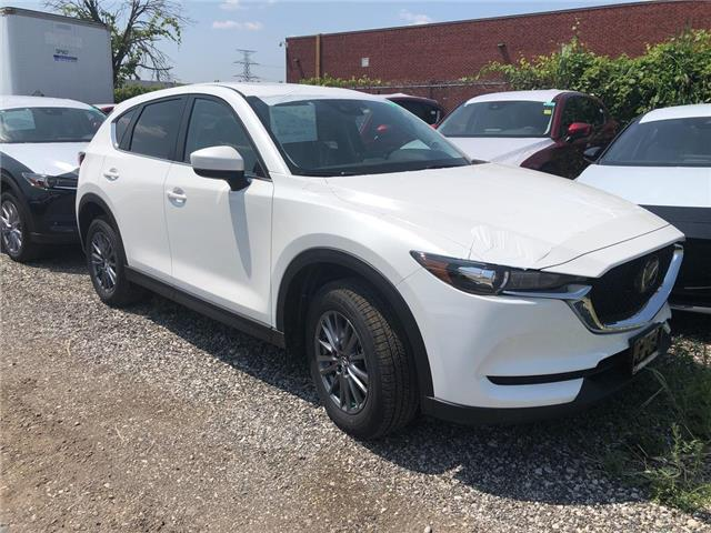 2019 Mazda CX-5 GS (Stk: 19-481) in Woodbridge - Image 1 of 15