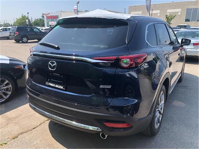 2019 Mazda CX-9 GT (Stk: 19-467) in Woodbridge - Image 5 of 15