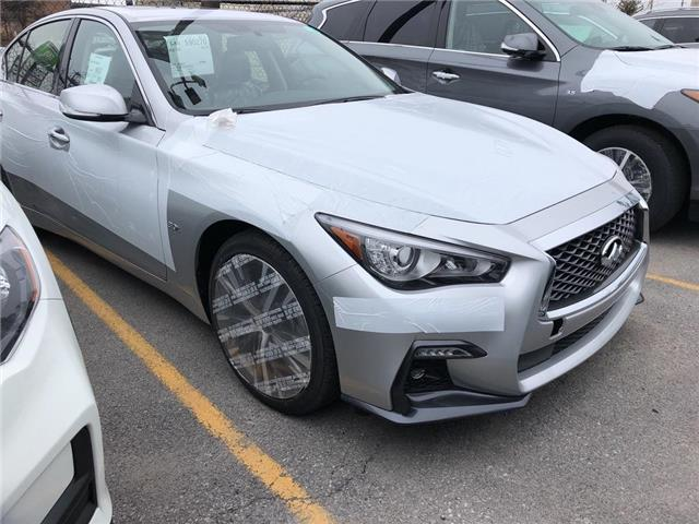 2019 Infiniti Q50 3.0t Signature Edition (Stk: 19Q5044) in Newmarket - Image 2 of 3
