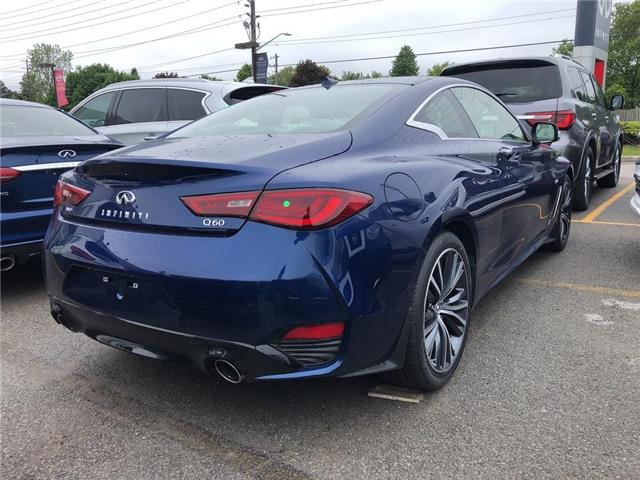 2019 Infiniti Q60 3.0t LUXE (Stk: 19Q6010) in Newmarket - Image 4 of 5