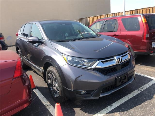 2019 Honda CR-V EX (Stk: N5259) in Niagara Falls - Image 4 of 4