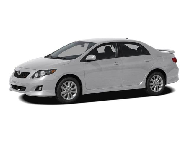 2010 Toyota Corolla S (Stk: OP10470) in Mississauga - Image 1 of 1