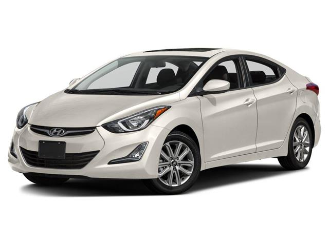 2016 Hyundai Elantra Sport Appearance (Stk: OOP10469) in Mississauga - Image 1 of 9
