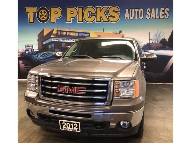 2012 GMC Sierra 1500 SLE (Stk: 304393) in NORTH BAY - Image 1 of 24