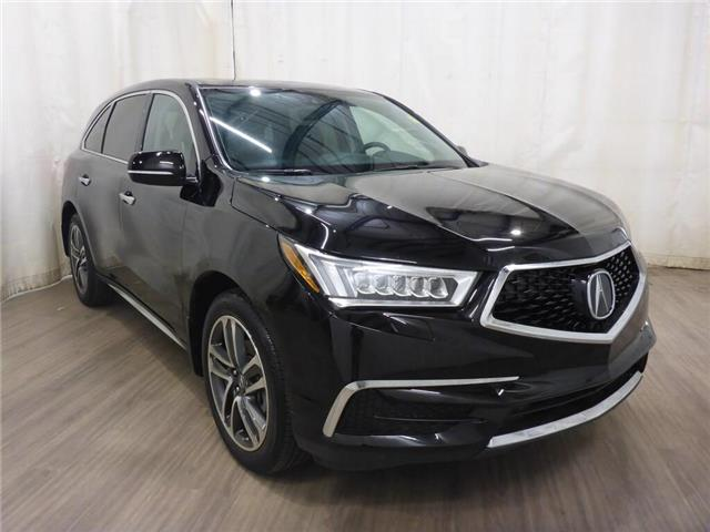 2017 Acura MDX Navigation Package (Stk: 19071250) in Calgary - Image 2 of 28